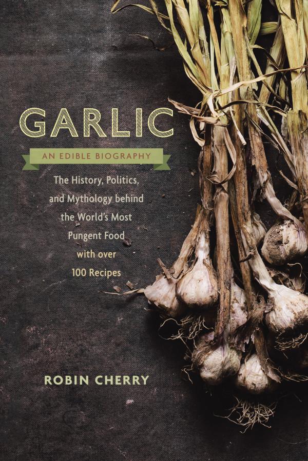 Garlic Book Cover