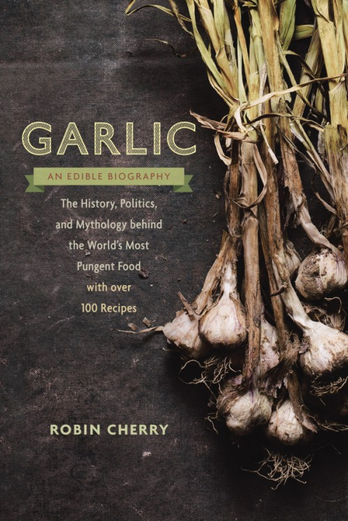 Garlic Book Cover